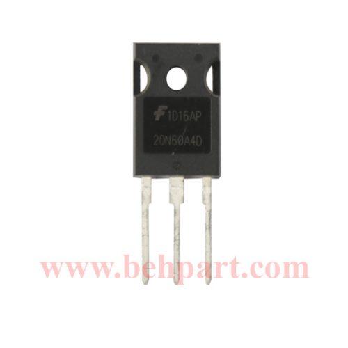 آی جی بی تی IGBT 20N60A4D